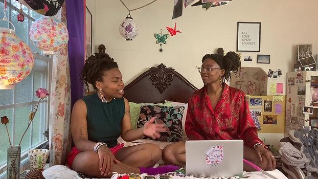 The Sister Shaman Radio Show - Ep1: Root Chakra Realness