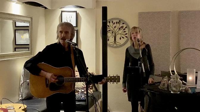 Curt & Jenn LIVE- #SerenitySundays