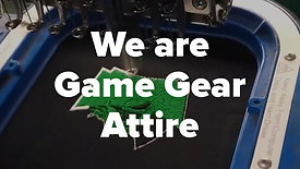 Promo Video - Game Gear Attire