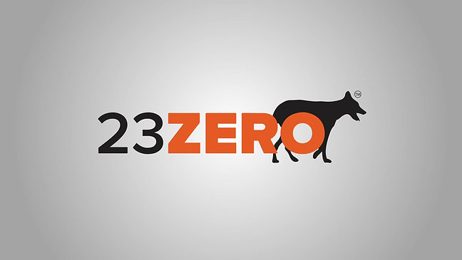 23Zero - Logo Animation