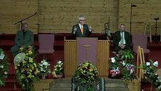 Danny Parrish Funeral