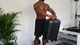 Front Raises (Suitcase)