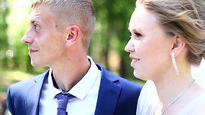 Свадьба Александра и Елена