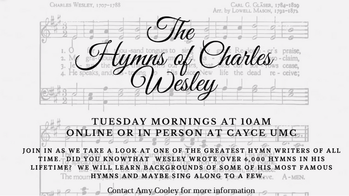 The Hymns of Charles Wesley