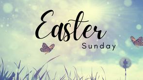 Easter Worship Service, April 4