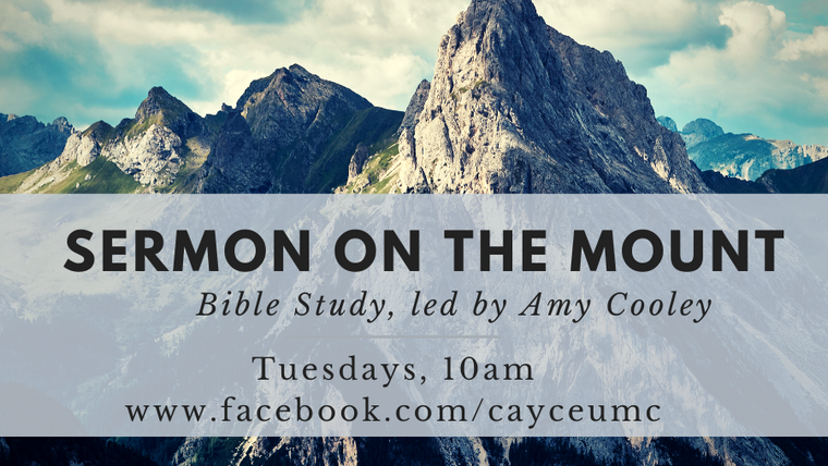 Sermon on the Mount Bible Study