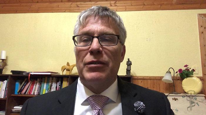 Dr. Bill Ormston