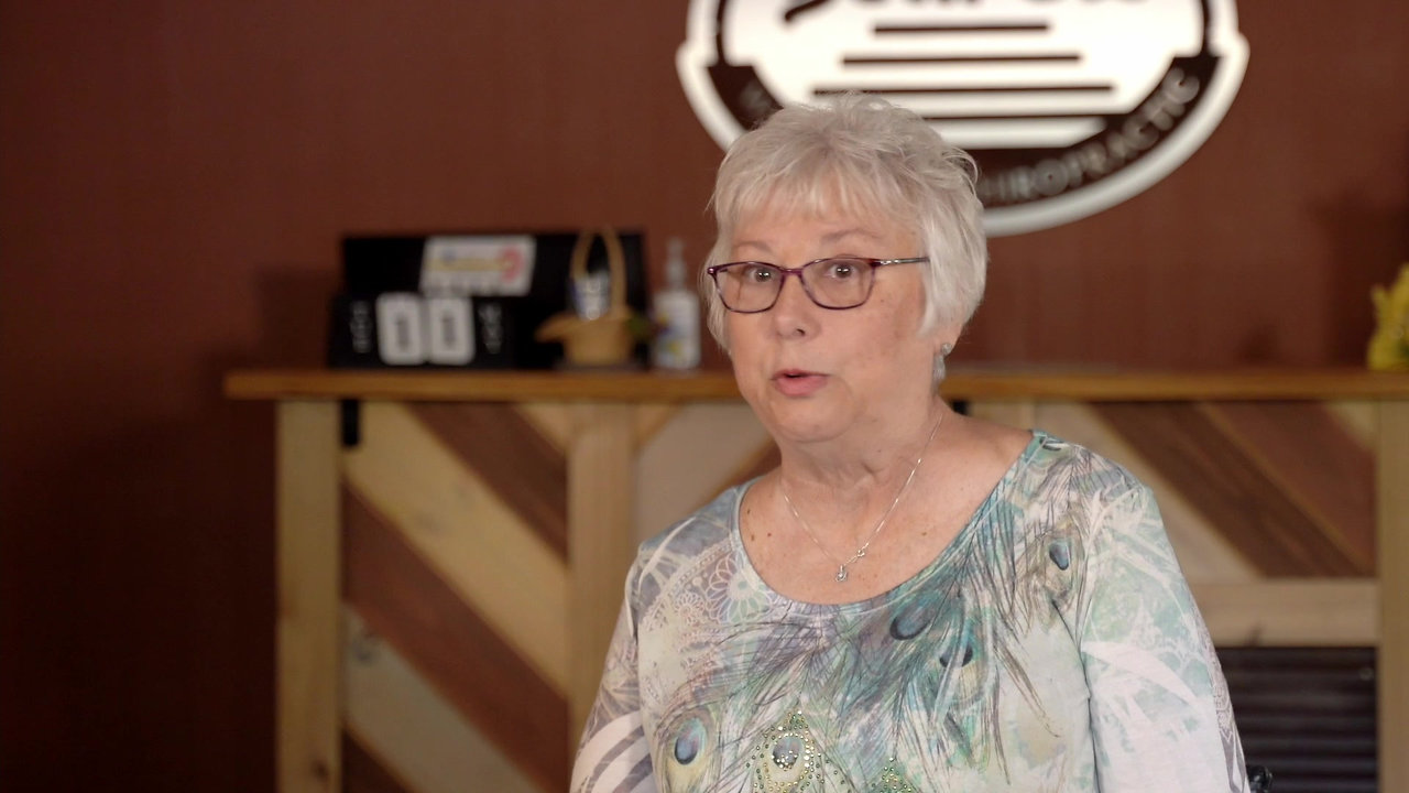 Sharon's Success Story