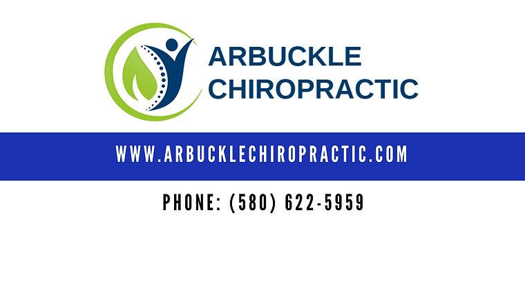 Arbuckle Chiropractic