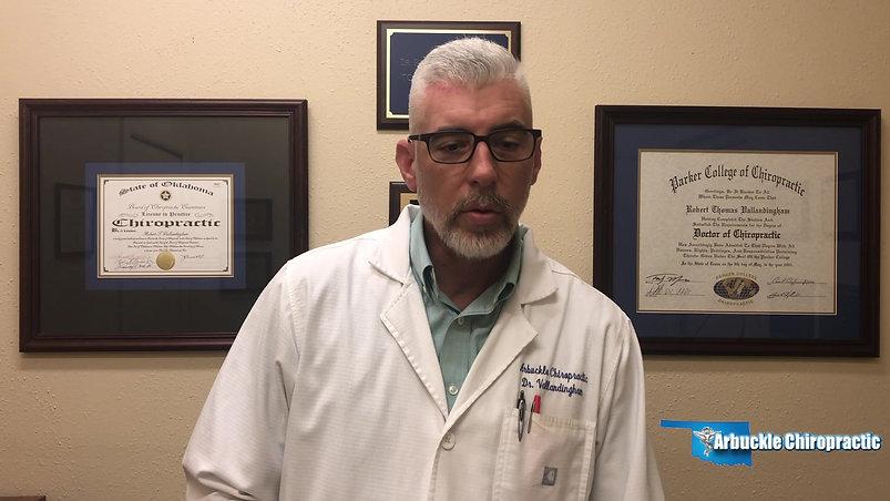 Arthritis Care with Dr. Vallandingham