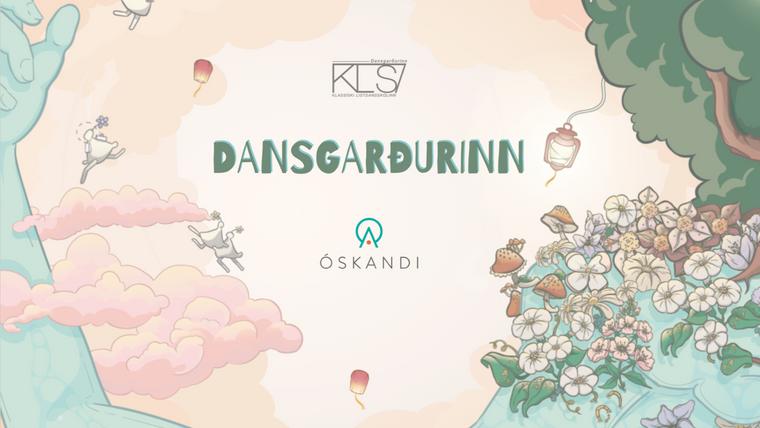 Dansgarður - Vorsýning