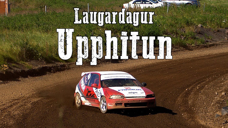 Rednek rallycross