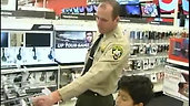 KTVU Channel 2, Christmas Shopping with Sheriffs And You 2015