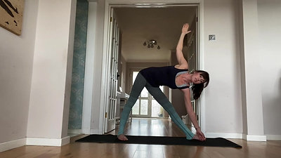 Episode 1 Beginners Yoga 1hr £8