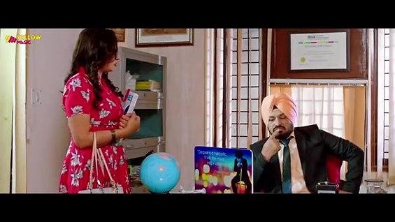 Gurpreet Ghuggi _ Comedy Movie Scene _ JATT vs IELTS _ Latest Punjabi Movies 2018 - YouTube (360p)
