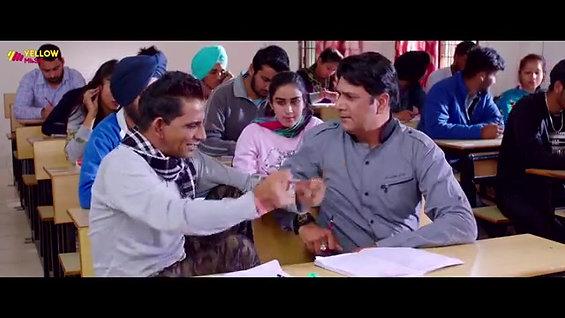 Kasam Sapna Choudhary Ki _ Comedy Movie Scene _ JATT vs IELTS _ Latest Punjabi Movies 2018 - YouTube (360p)