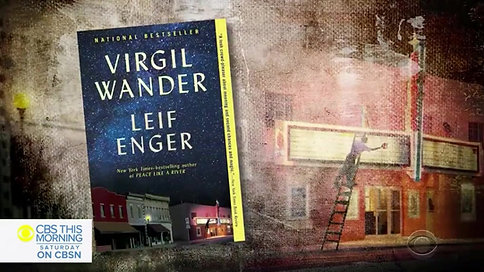 CBS This Morning - Leif Enger's Virgil Wander