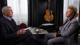 The Big Interview with Dan Rather - Brian Setzer