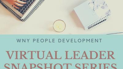 VLSS #4:  Virtual Coffee Talk