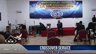 🔴 LIVE | CrossOver Service