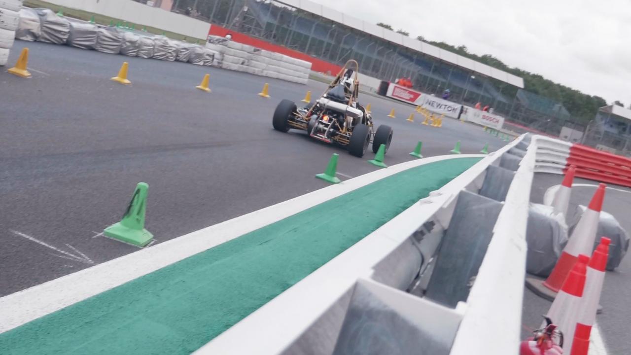 Formula Student 2019 - Sprint/Endurance Races