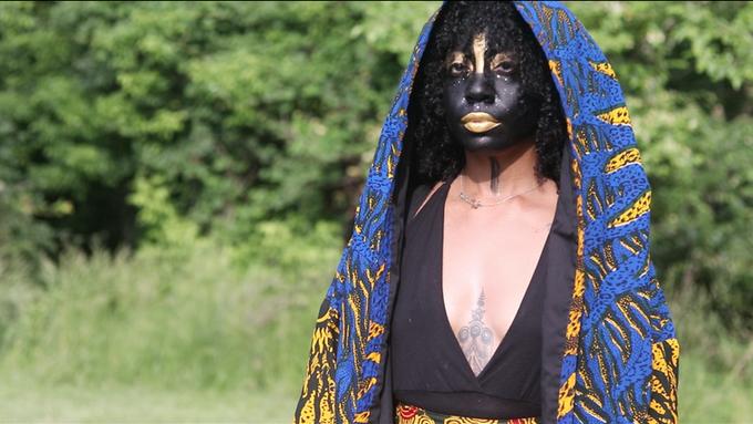 Amethyst Love Godz : Wedding of The AfroFuture