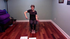 30 min seated AYA routine