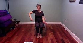 30 min seated AYA routine