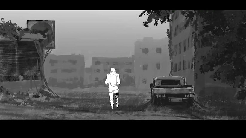 Roadside Picnic Pilot 2016 Stalker Storyboard Animatic
