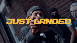 Aymz - Just Landed | Official Music Video