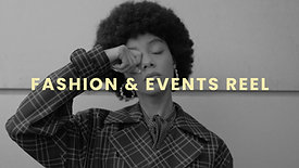 Fashion & Events Showreel