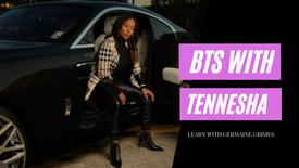 Behind The Scenes With Tennesha LaShine