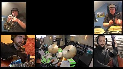 I Love Paris   Virtual Jazz Band