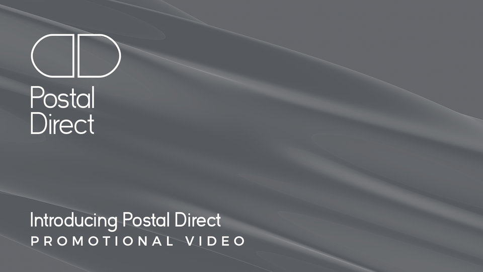 Postal Direct - Promo Video