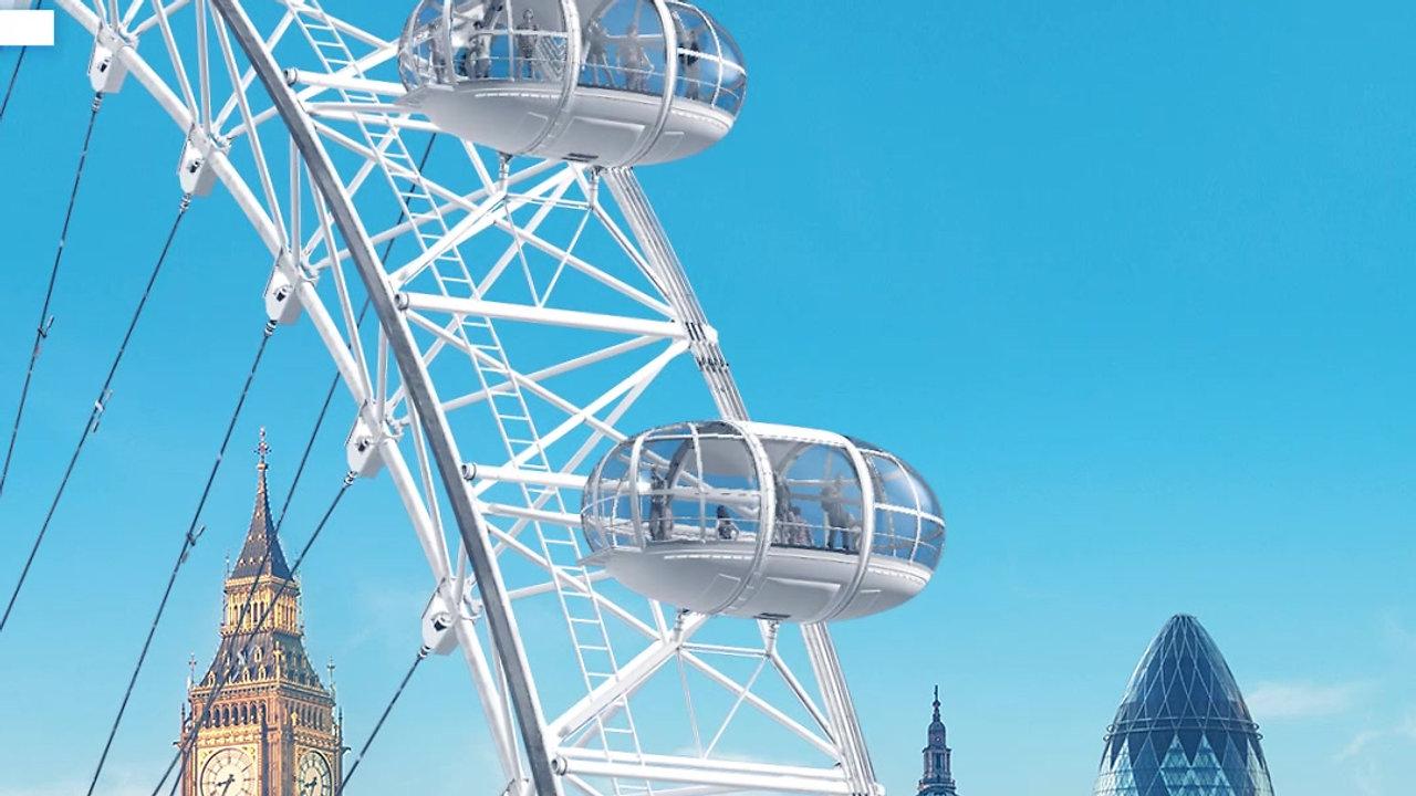 London Eye 2019