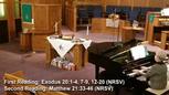 Sermon October 4, 2020
