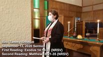 Sermon September 13, 2020