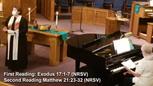 Sermon September 27, 2020