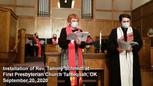 Installation of Rev. Tammy Schmidt at