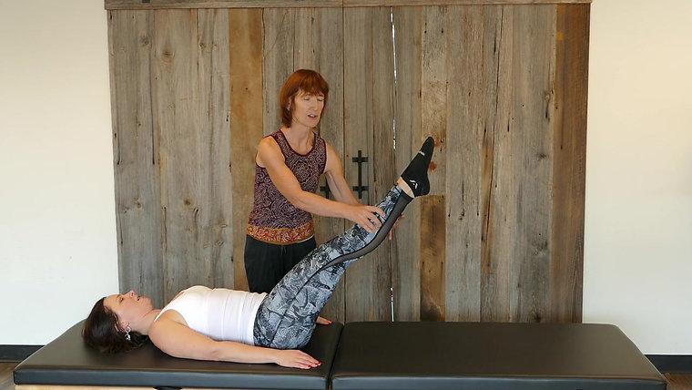 ITT Pilates Mat Exercises
