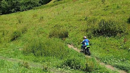 Motocross fahren ZH Oberland 13.07.2019