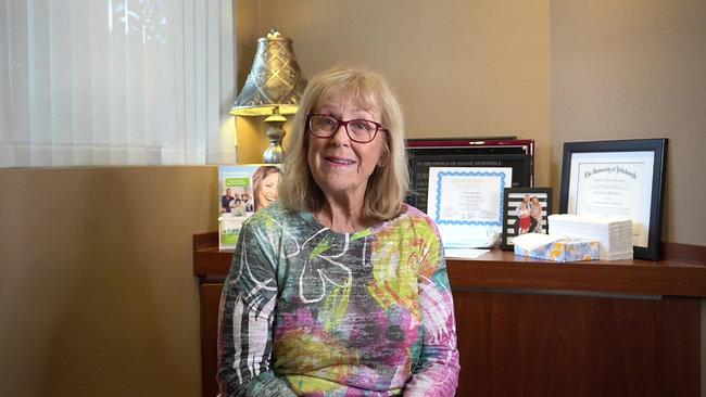 Sedation Dentistry Testimonial Linda