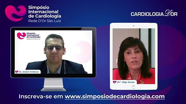 Simpósio de Cardiologia - Dra Olga e Dr André Feldman