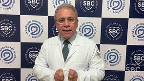 Presidente da SBC, Dr. Marcelo Queiroga, faz um convite especial