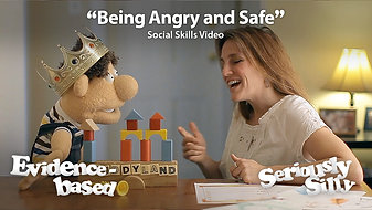 Being Angry and Safe