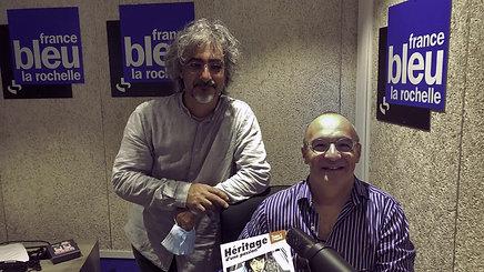 Interview France Bleu la Rochelle