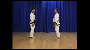 White Belt One Step Sparring