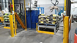 ARE- Robotic Bag Palletizing System