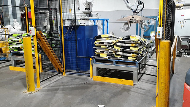 Robot Palletising