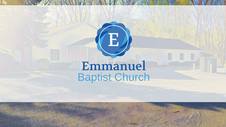 10/11/20 Sunday Evening Service